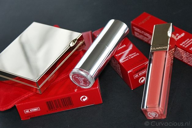clarinscolourbreeze1 - Clarins | Colour Breeze poudre teint/blush, joli rouge brillant & gloss prodige