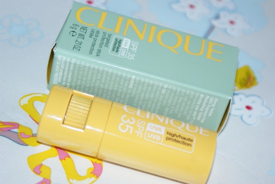 cliniquespf35stick1 - Clinique SPF35 Targeted Protection Stick