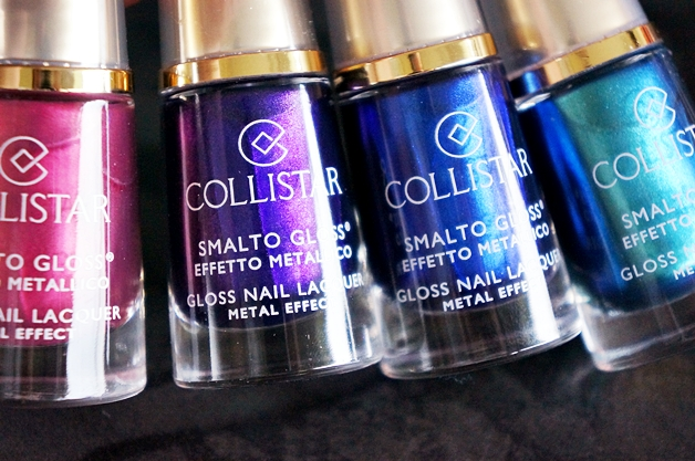 collistar gloss nail lacquer metal effect 2 - Collistar gloss nail lacquer metal effect