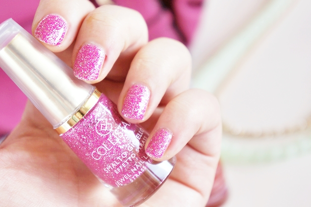 collistar jewel nail lacquer strass effect 3 - Collistar jewel nail lacquer strass effect