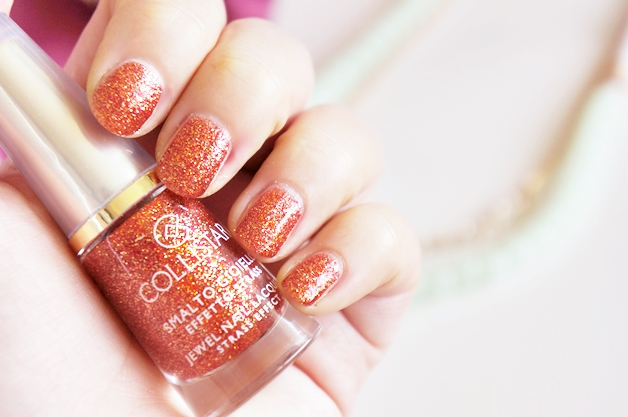 collistar jewel nail lacquer strass effect 6 - Collistar jewel nail lacquer strass effect