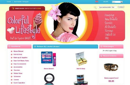 colorfullifestyle1 - Webshop: Colorful Lifestyle