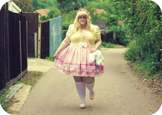 cupcakeclothes3 - Plus Size Blog: Cupcake's Clothes