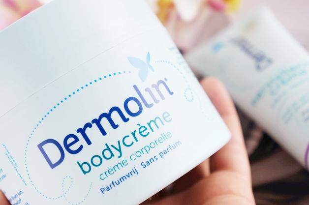 dermolin bodycreme herstellende creme 2 - Dermolin herstellende crème & bodycrème