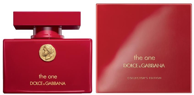 dolce gabbana the one collector edition limited 2014 1 - Warme parfumtips voor de herfst en winter
