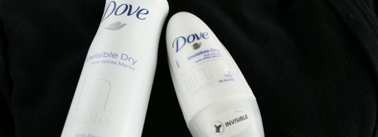 doveinvisible2small - Dove | Uitslag testpanel Invisible Dry deodorant