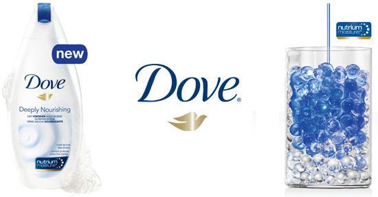 dovenutriummoisture2 - Dove voedt de huid tijdens het douchen