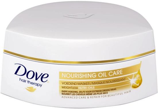 doveoilcaremasker - Dove Nourishing Oil Care