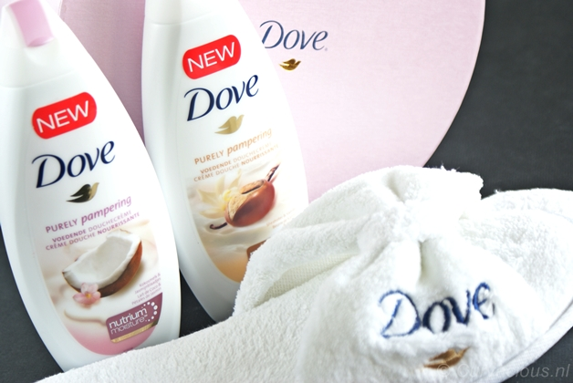 dovepamperingshowergel1 - Dove | Purely Pampering voedende douchecrèmes