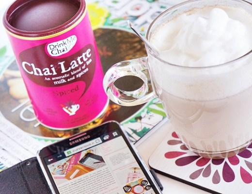 drink me chai chai latte - Random things & new in's #4