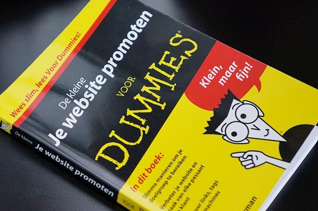 dummieswebsitepromoten1 - Je website promoten