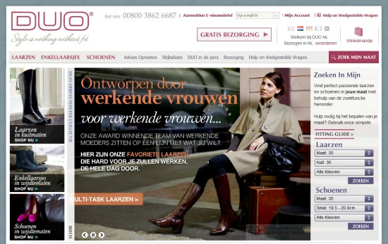 duoboots2011winter1 - Plus Size | DUO Wintercollectie 2011/2012