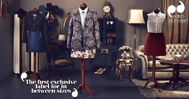 Plussize fashion | Edith Dohmen