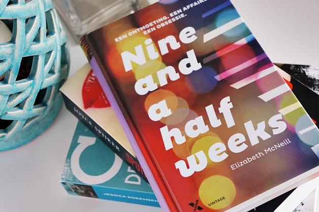 elizabeth mcneill nine and a half weeks - Herfstboeken | Spotlight, Nine and a half weeks & De redding van Callie en Kayden