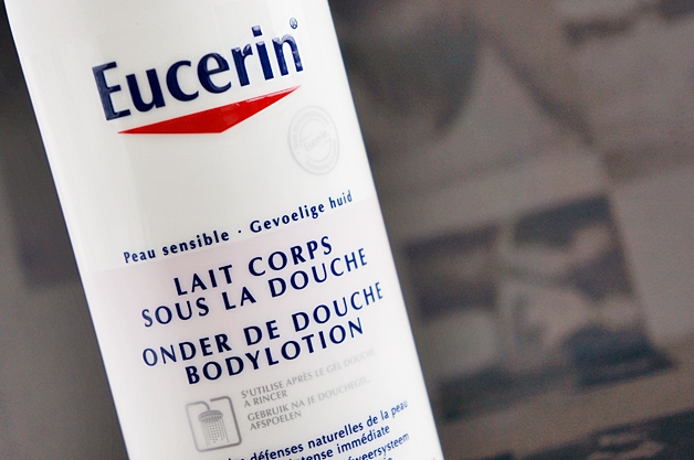 eucerin onder de douche bodylotion - Random Things & New In's #2
