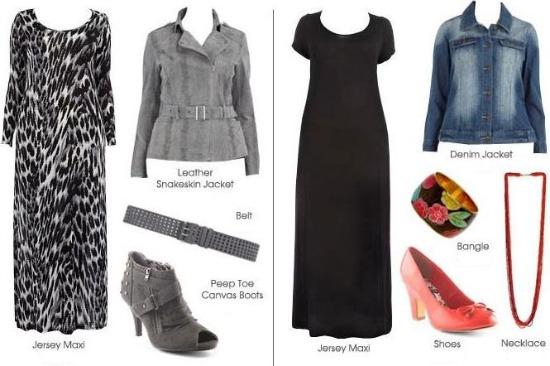 evansmaxidresses - Plus Size: Maxi Dresses