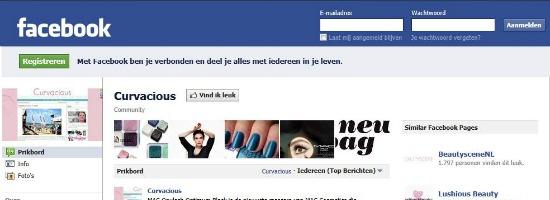 facebook1 - Facebook pagina