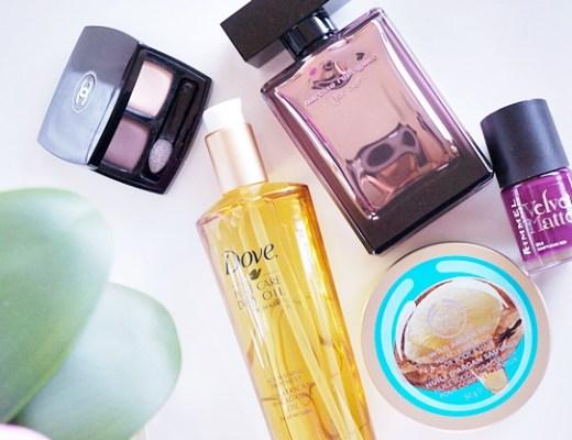 favoriete beautyproducten augustus 2014 1 - Favoriete beautyproducten augustus 2014