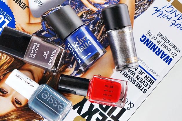 favoriete winter nagellak 2014 1 - Mijn top 5 | Winterse nagellakjes