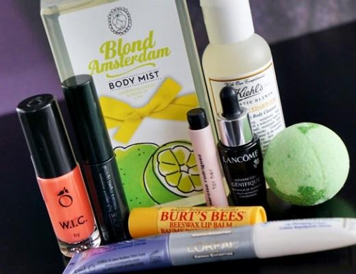 favorieten beautyboxen april 2103 1 - Favorieten uit de beautyboxen van april 2013