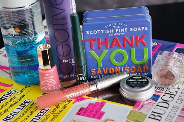 favorieten beautyboxen maart 2013 4 - Favorieten uit de beautyboxen van maart 2013