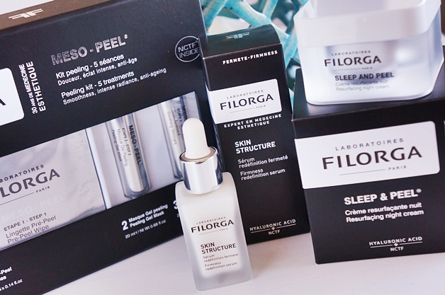 filorga november 2013 1 - Resultaat Biodermal, Avène & Filorga skincare challenge