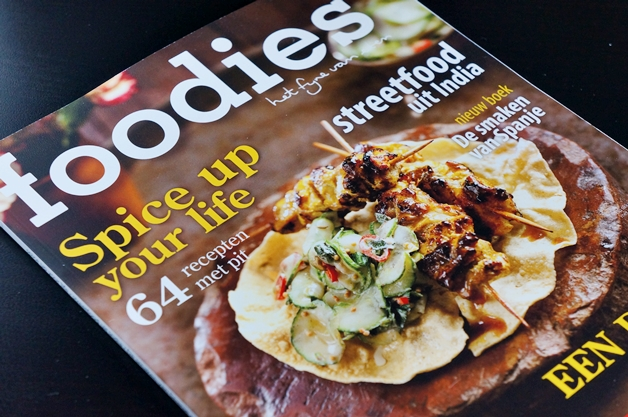 food magazines 2 - Mijn top 5 | Food magazines