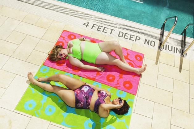 gabifresh swimwear 12 - Plus size blogger Gabifresh lanceert badkledinglijn
