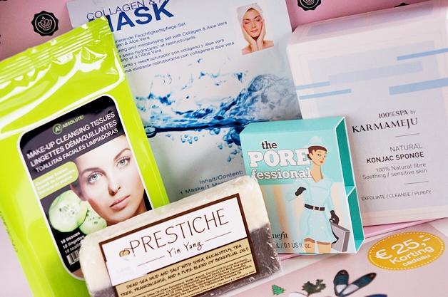 glossybox januari 2014 2 - Glossybox januari 2014 | Fresh Start