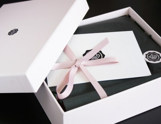 glossybox2012mei1 - Glossybox | Mei (unboxing)