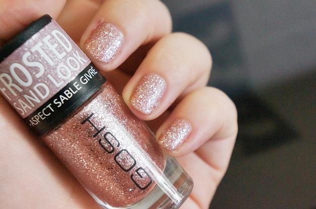 gosh frosted nail lacquer 2 - GOSH frosted nail lacquer