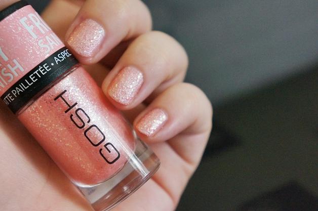 gosh frosted nail lacquer 3 - GOSH frosted nail lacquer