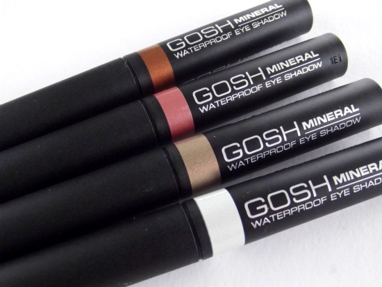 gosh2011herfst13 - GOSH mineral waterproof eye shadow