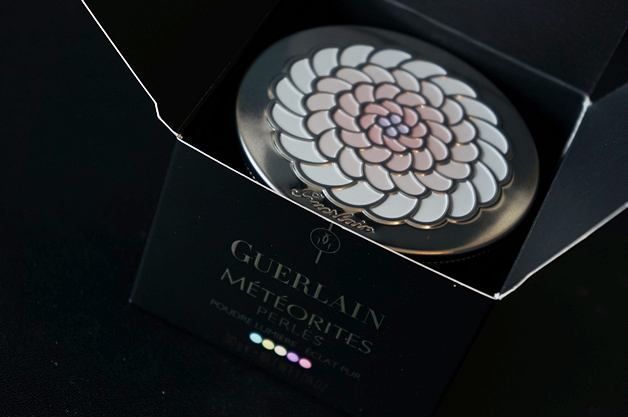 guerlainmeteorites1 - Guerlain | Météorites perles Teint Rosé