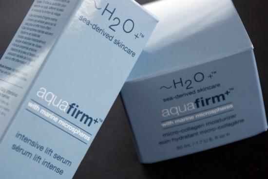 h2oplusaquafirm1 - H2O Plus | Aquafirm+ serum & moisturizer