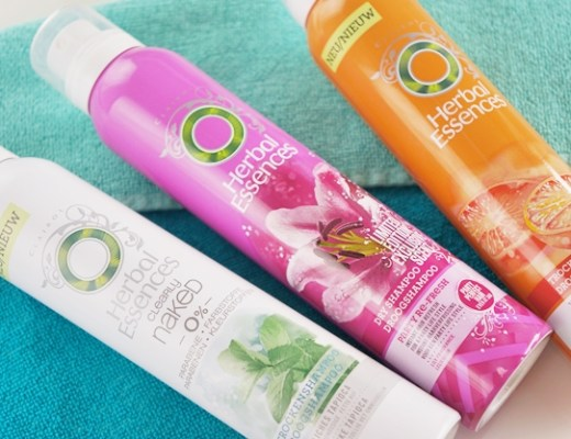 herbal essences clearly naked droogshampoo 3 - Herbal Essences clearly naked collectie