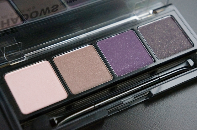 hmmadewithpassion2 - H&M oogschaduwpalette 'Made with passion'