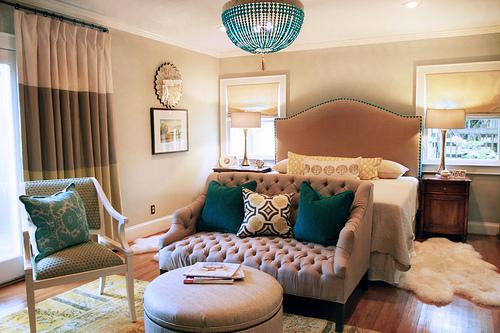 home deco turquoise1 - Inspiratie | Turquoise als accentkleur in je huis