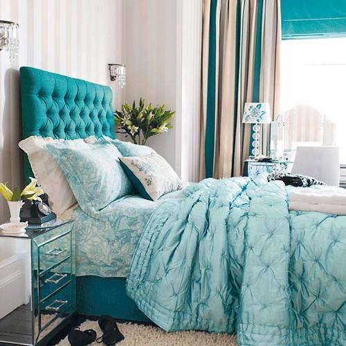 Inspiratie | Turquoise als accentkleur in je huis - Curvacious.nl ...