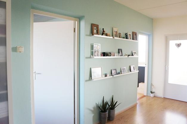home deco turquoise23 - Inspiratie | Turquoise als accentkleur in je huis