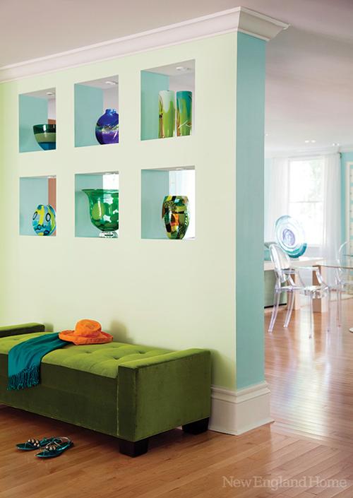 home deco turquoise6 - Inspiratie | Turquoise als accentkleur in je huis