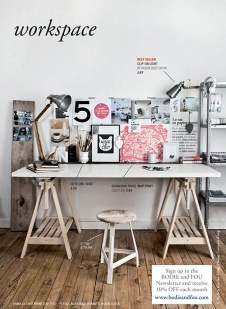 interieur kantoor inspiratie 10 - Interieur inspiratie voor je kantoor/werkkamer