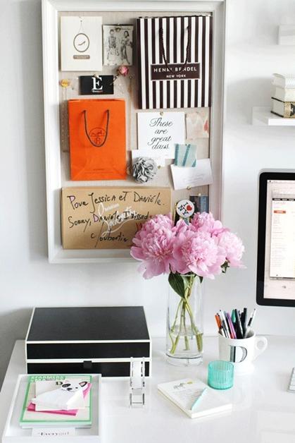 interieur kantoor inspiratie 15 - Interieur inspiratie voor je kantoor/werkkamer