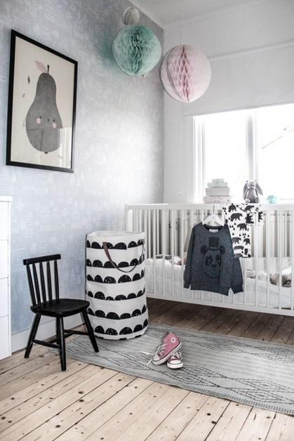 interieur tips babykamer 11 - Interieur inspiratie voor de babykamer