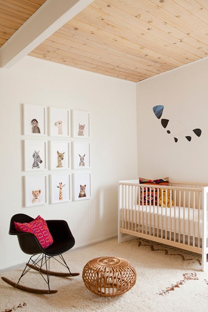 interieur tips babykamer 13 - Interieur inspiratie voor de babykamer
