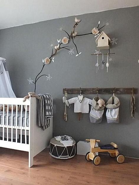 interieur tips babykamer 5 - Interieur inspiratie voor de babykamer