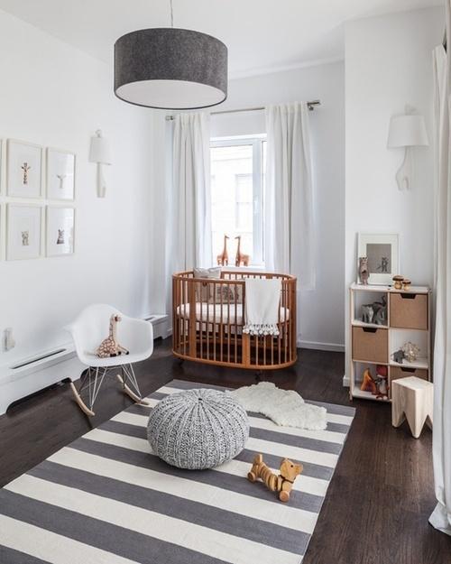 interieur tips babykamer 6 - Interieur inspiratie voor de babykamer