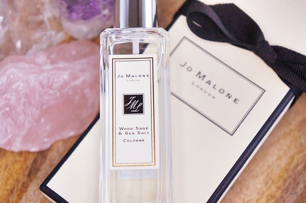 jo malone wood sage sea salt 3 - Favoriete beautyproducten oktober 2014