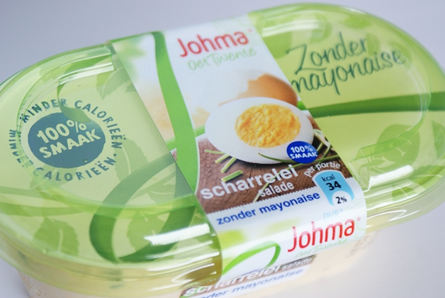 Snacktip!   Johma salades zonder mayonaise