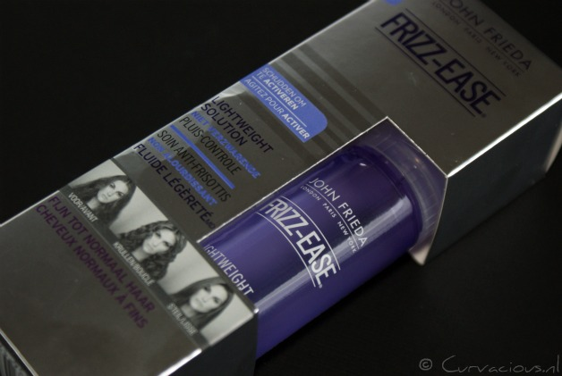 johnfriedalightweightsolution1 - John Frieda | Full Repair & Frizz-Ease lightweight solution